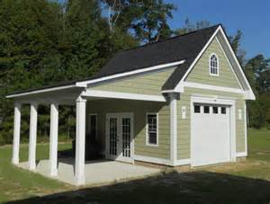 garage building ideas garage with porch 18 x20 garage with hardi plank siding and 12 x18 porch house