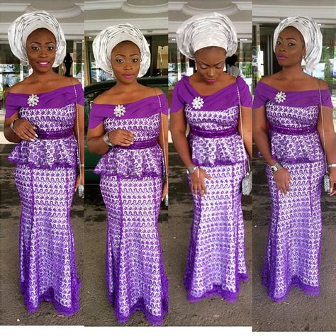 latest cord lace and styles beautiful cord lace 2016 aso ebi style african fashion