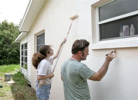 painting my house if you have a house that is made out of stucco and want to