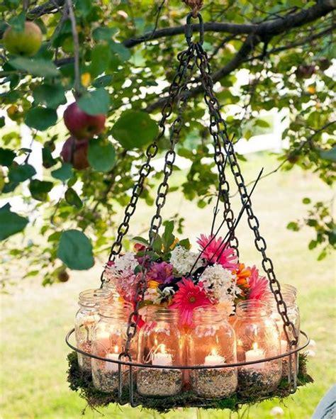 Garden Chandelier 40 Stylish Garden Chandelier Ideas Bored