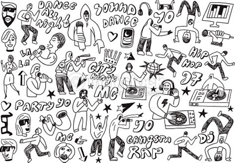 doodle sign up for event doodles collection vector thinkstock