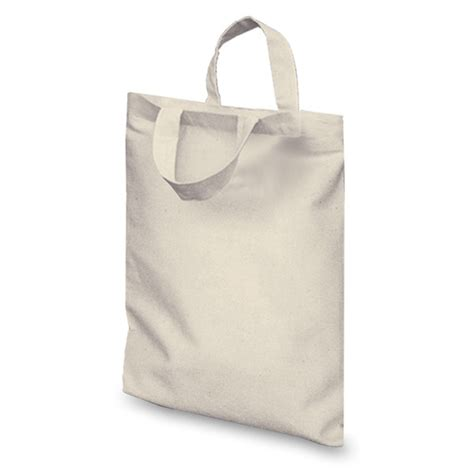 cotton goody bag 21x26cm flat the clever baggers