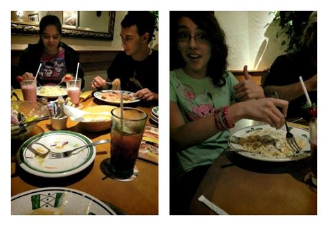 9 95 never ending pasta bowl 14 99 endless shrimp a
