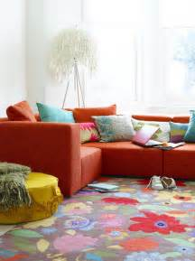 bright home decor turquise and orange home decor home decorating excellence