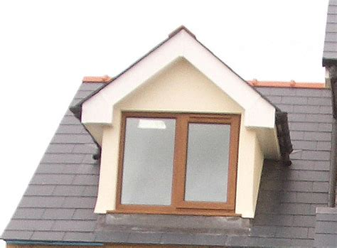 Dormer Cheeks keeping water out 3