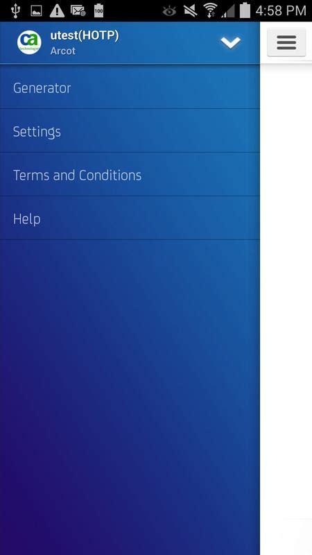 mobile otp ca mobile otp apk gratis alat apl untuk android