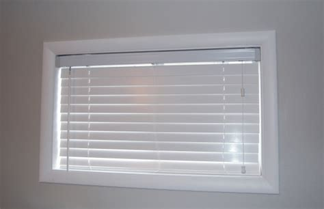 savvy housekeeping   install blinds