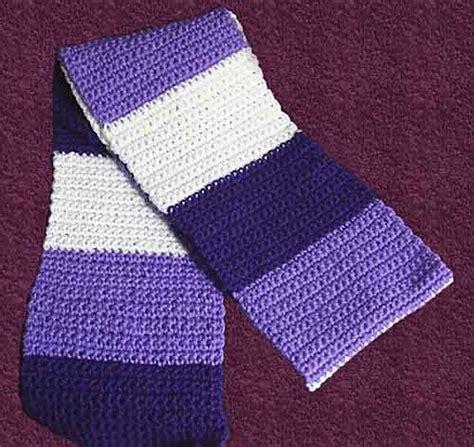 beginner s scarf