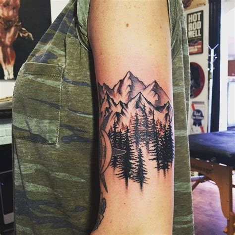 tattoo placement for business the 25 best mountain tattoos ideas on pinterest tattoo