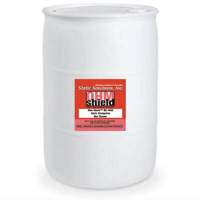 Esd Mat Cleaner by Ohm Shield Dissipative Mat Cleaner Static Solutions Inc