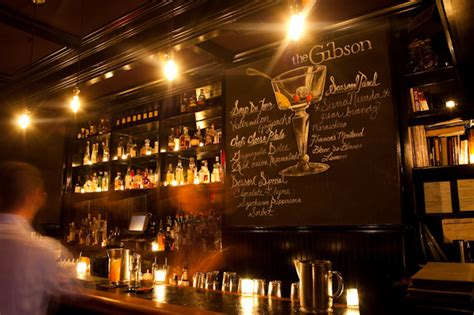 top dc bars gibson the drink dc the best happy hours drinks