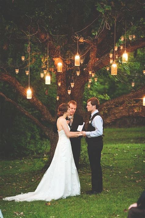 outdoor wedding ideas that are easy love modwedding
