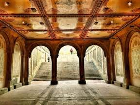 Famous Architect angel tunnel central park by kenyc foap photo