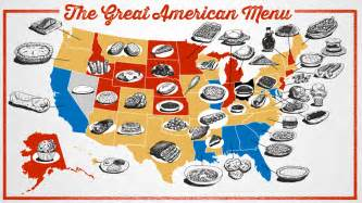 the great american menu foods of the states ranked and