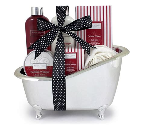 bathroom gift basket ideas parisian whisper bath tub buy online for 163 23 99