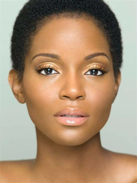 natural hairstyles for black women over 59 86 best makeup for deep set eyes images on pinterest
