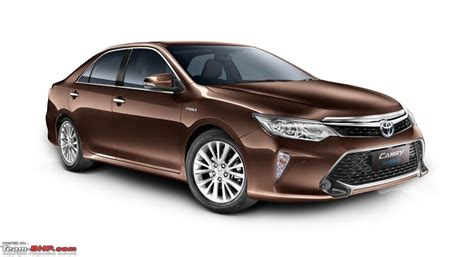 toyota official page toyota camry hybrid official review page 7 team bhp