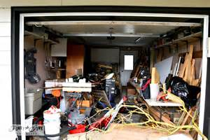 my hall of shame messy garage funky junk interiorsfunky