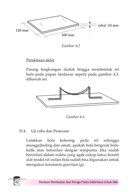 format buku catatan penggunaan alat peraga buku alat peraga fisika