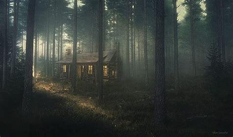 einsame hütte alpen wald idee h 252 tte