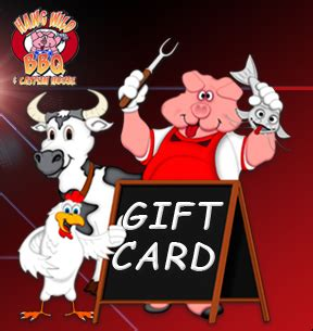 Wild Gift Cards - hawg wild bbq clarkesville and catfish house contact bbq clarkesville bbq