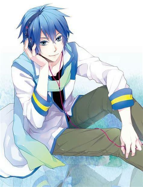 imagenes de kaito kawaii kaito shion wiki anime amino