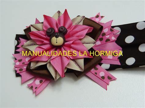como hacer mo241os de como hacer flor puntas con cinta lindo mo 241 os cabello ni 241 as tutorial lazos balacas