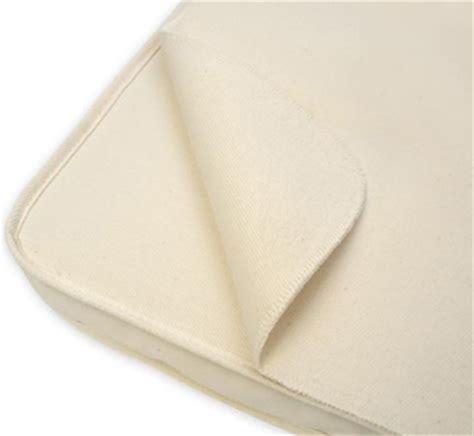 Naturepedic Organic Waterproof Crib Pad by Naturepedic Organic Cotton Waterproof Flat Bassinet