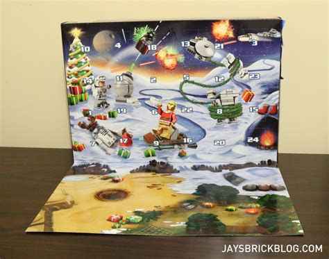 Wars Advent Calendar Lego Wars Advent Calendar 2015