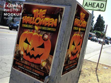halloween drinking games halloween drinking games flyer template flyerheroes