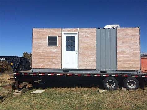 tiny container 20 shipping container tiny home for sale