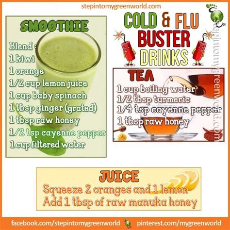 1000 images about cold and flu remedies on