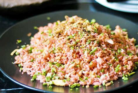 membuat nasi goreng ala chinese food 5 nasi goreng ala chinese food paling juara di surabaya