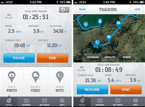 gps app for android columbia s gps pal app for android and ios logs your hikes geotags memories