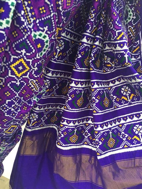Dress Tenun Ikat Csm Motif Patola exclusive patan patola saree www sindhoipatola in patola saree and saris
