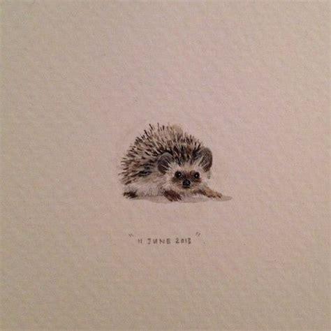 hedgehog tattoo 25 best hedgehog ideas on icon