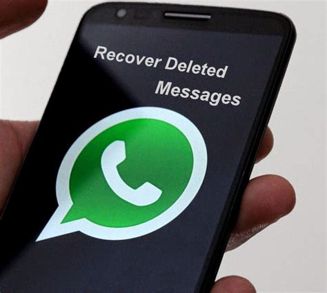 tutorial how to restore deleted whatsapp messages on how to recover deleted whatsapp messages simple way