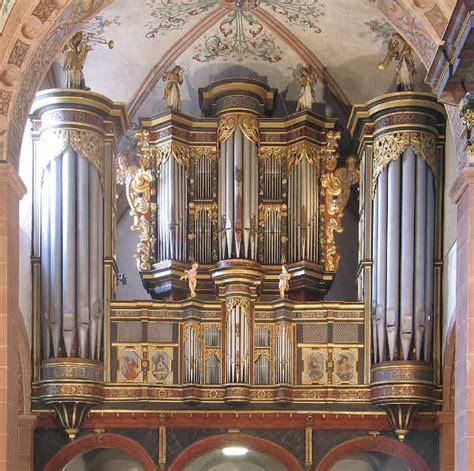 wann wurde die erste orgel gebaut andreas warler