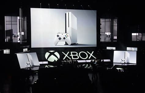 project scorpio xbox one e3 2016 everything we about project scorpio and xbox one s