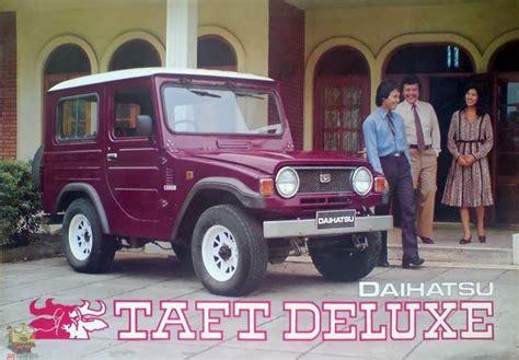 As Roda Taft F50 1pc brosur daihatsu taft deluxe pictomotif