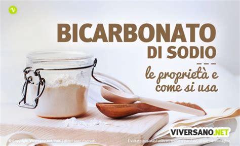 Usi Bicarbonato by Bicarbonato Di Sodio Per Digerire O Sui Capelli Ecco Usi