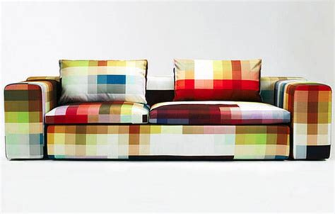 pixel couch 20 colorful creative and comfy couches brit co