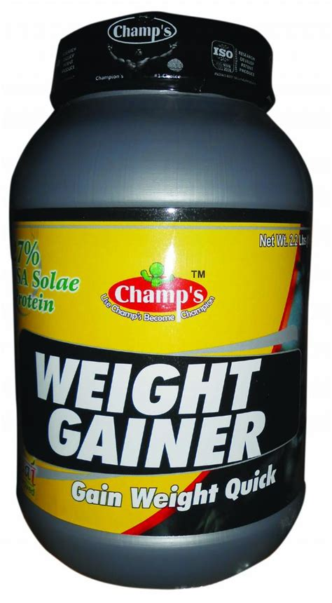 Suplemen Weight Gainer Bodybuilding Supplement Amino Mass Beginner Mass Weight