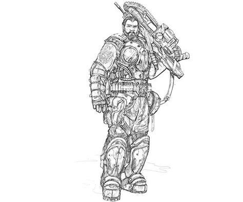 gear of war 3 weapon yumiko fujiwara