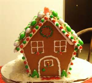 Gingerbread House by Simple Savory Satisfying Gingerbread House Decoration Ideas