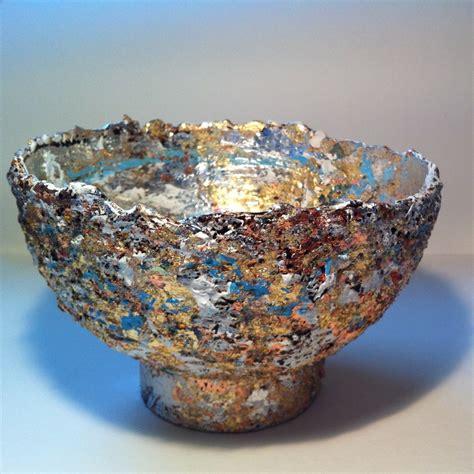 How To Make Paper Mache Bowls - 10 best images about papier mache tutorials ideas on