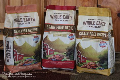 the puppy store merrick merrick whole earth farms makes rotation diet easy