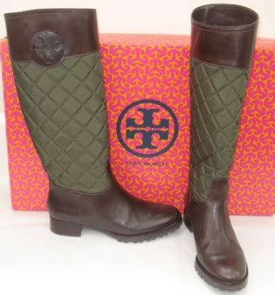 Burch Rowan Quilted Boots by Gets The Boot