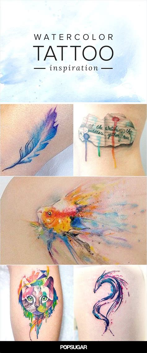 watercolor tattoo years later 1000 ideas about watercolor tattoos on