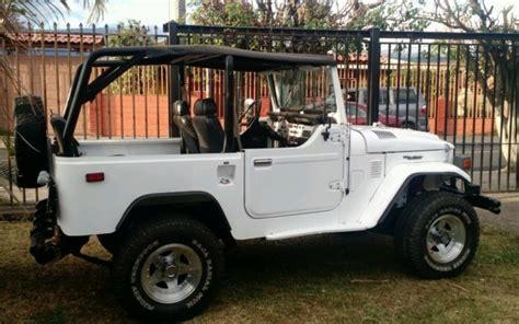 toyota jeep 1980 toyota land cruiser 1980 for sale 1980 fj40 land cruiser